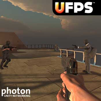 UFPS Photon Multiplayer Starter Kit
