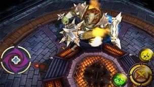 MMO ARPG 课程《泰斗破坏神》