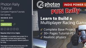 Photon Rally Tutorial