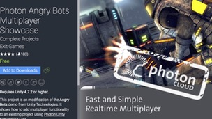 Photon Angry Bots Multiplayer Showcase